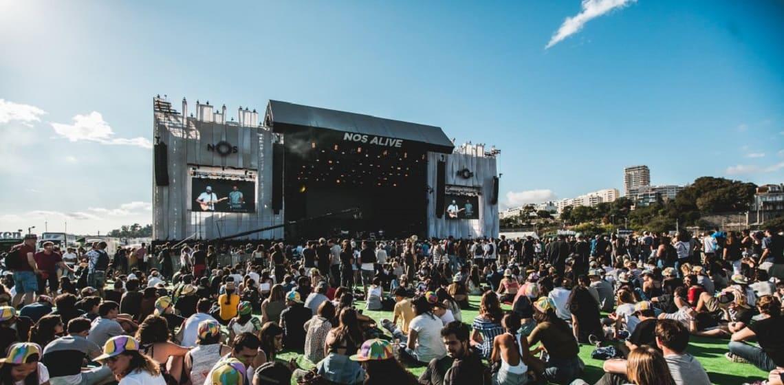 Festivais de Verão cancelados em 2020