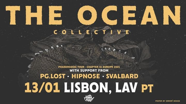 THE OCEAN Lisboa