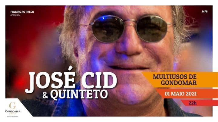 jose cid quinteto gondomar