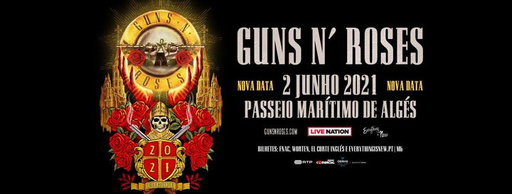 Guns N' Roses Portugal