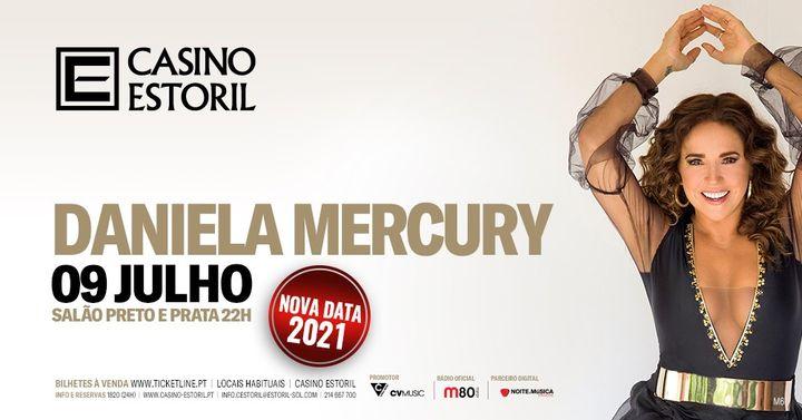 Daniela Mercury casino estoril
