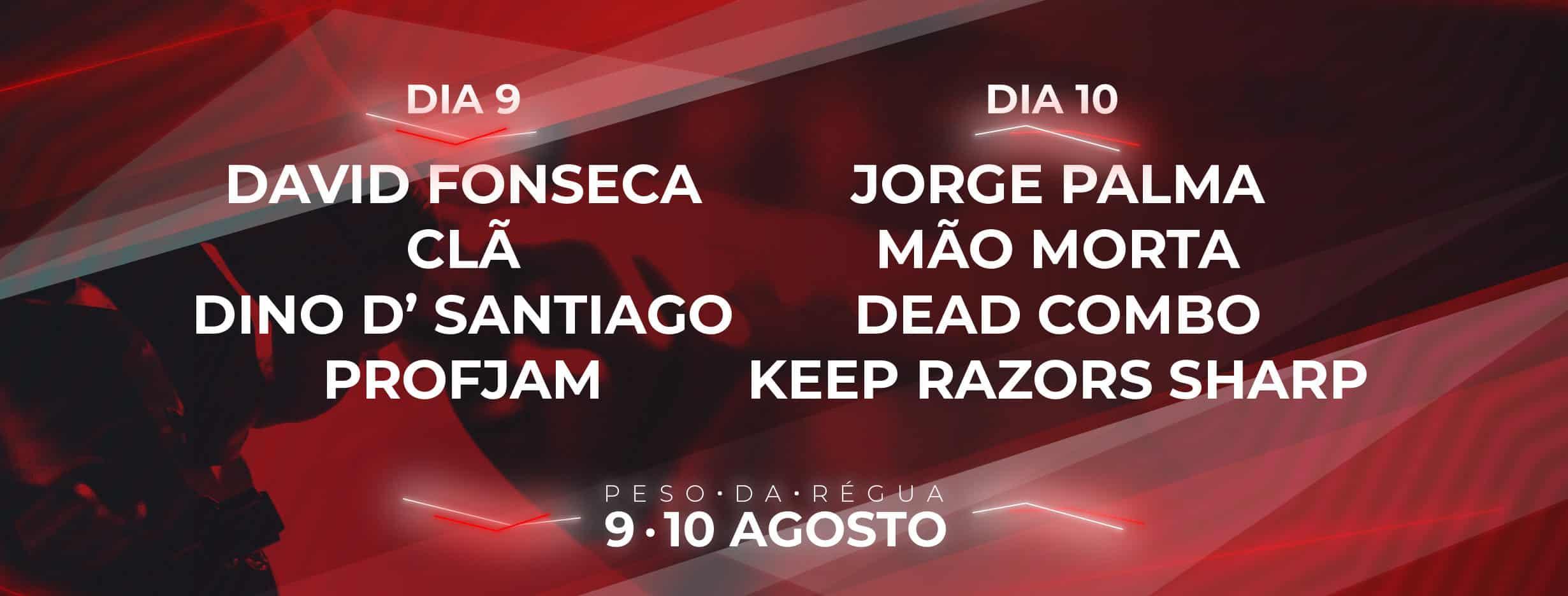 douro rock cartaz