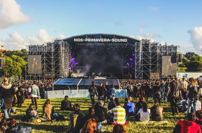 Nos Primavera Sound cartaz 2021