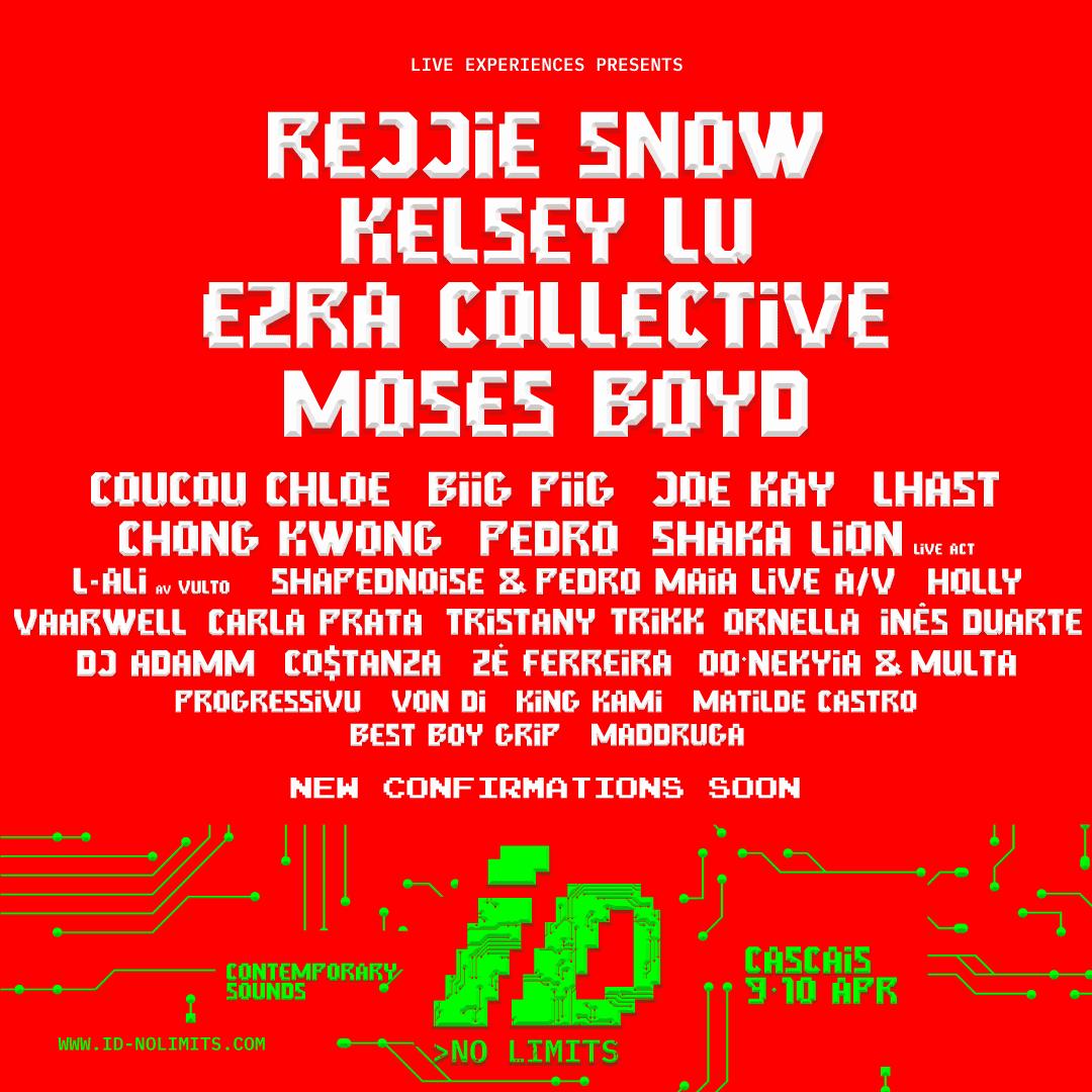 id no limits festival cartaz 2021