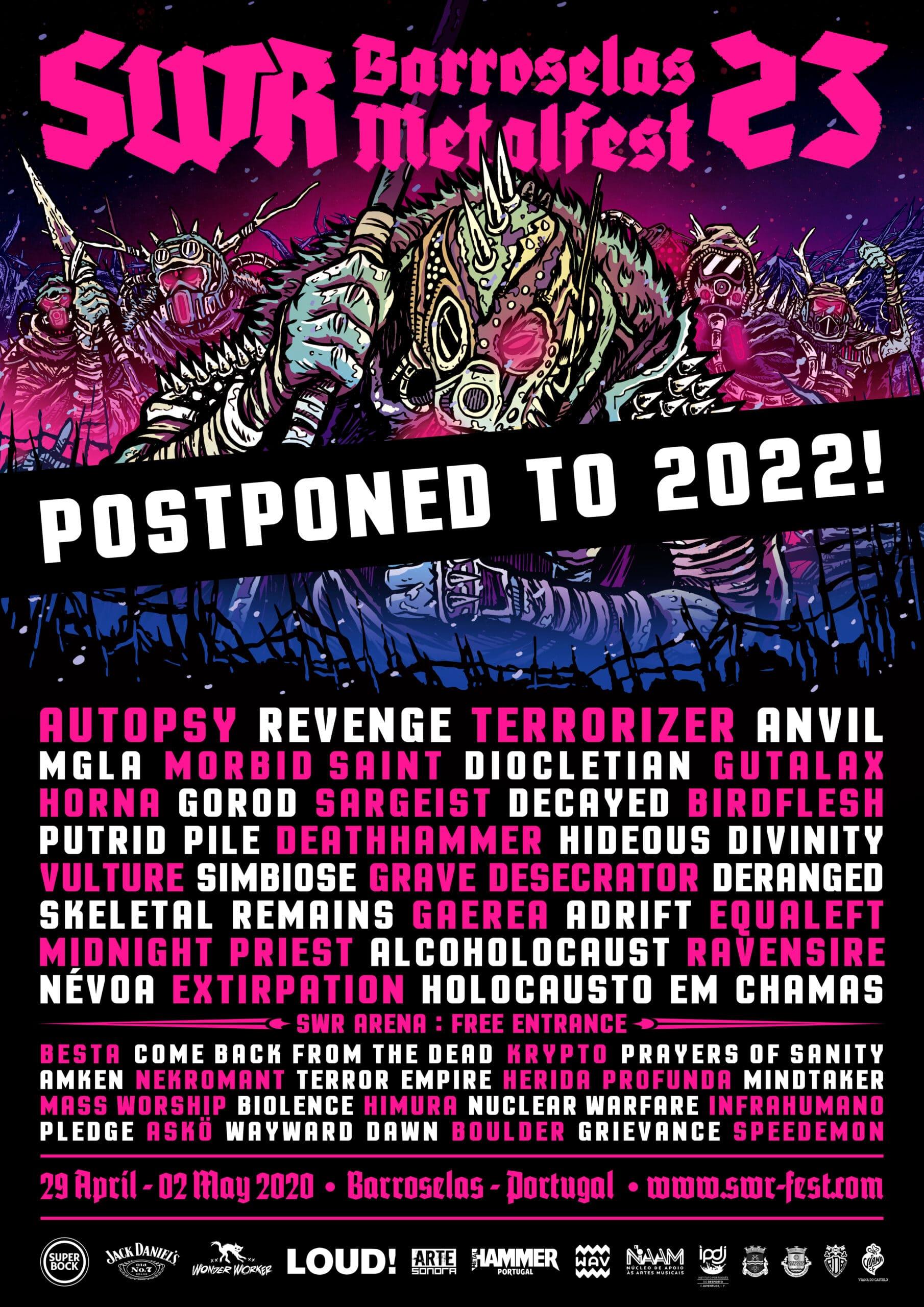 SWR23 cartaz 2021